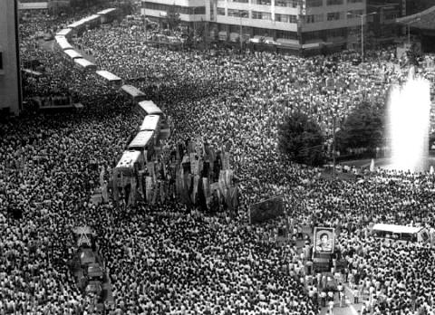 한국 민주화의 성지, 명동성당  - 1987년 6월의 명동성당, 그리고 2003년 -