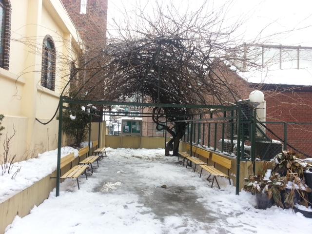 늦봄 문익환과 봄길 박용길의 길을 가다 : 통일의 집, 한신대 수유리 캠퍼스, 한빛교회