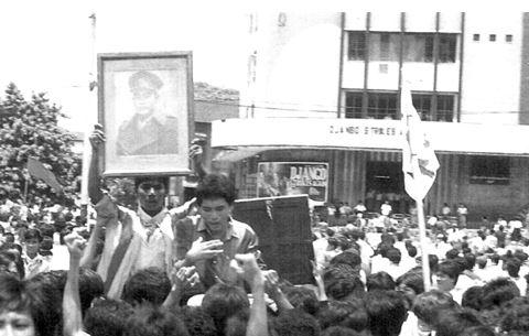 버마, 그 가난과 억압의 역사
