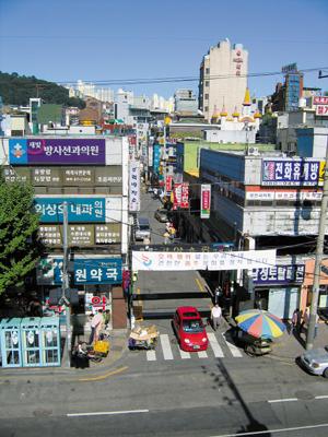 반전반핵 투쟁의 현장, 신림 사거리 김세진, 이재호 열사 분신