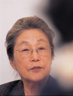 딸들에게 희망을! 박영숙 한국여성재단 이사장
