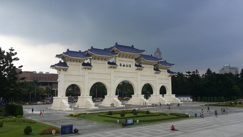 2015 아시아 민주주의 연구방문단, 타이완을 가다