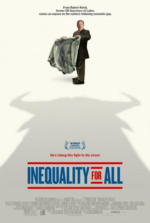 <모두를 위한 불평등 (Inequality For All)> - 당신 눈 앞의 칼을 봐요