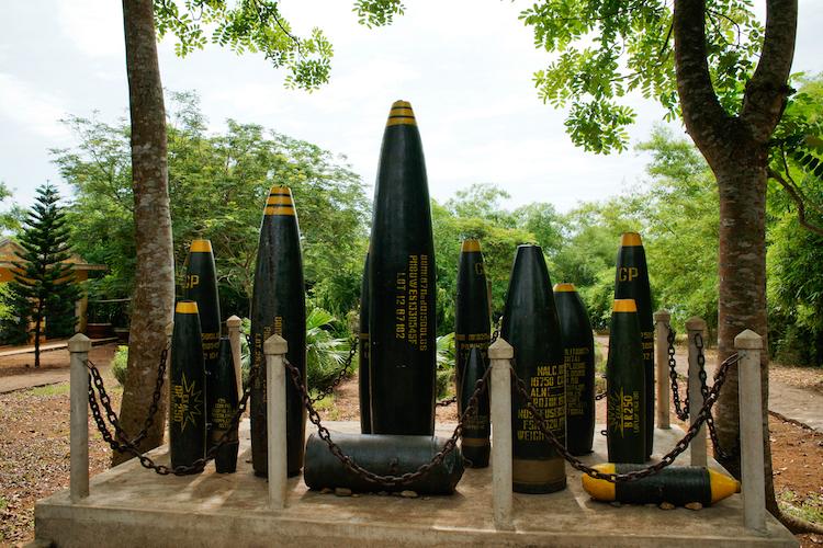 베트남 종단열차를 타고 찾아간 빈목땅굴