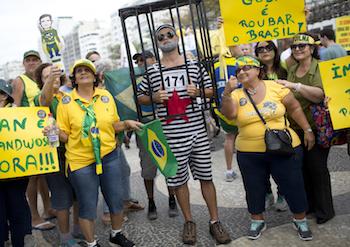 한국과 닮은 듯 다른 브라질의 탄핵정국
