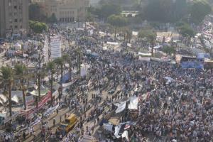 지금도 진행 중인 `이집트 시민 혁명`