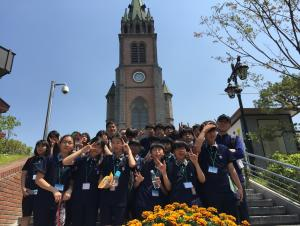 2015 6.10 청소년 민주주의 현장탐방단 썸네일 사진