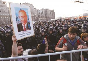 기득권 구조 해체로 러시아 민주주의 후퇴 막아야