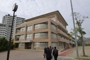간몬터널 너머의 조선학교