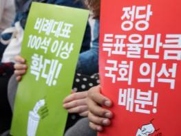 민주정치 회복을 위한 선거법 개혁