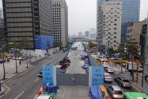 미리 가본 역사 전망대 '서울로7017'