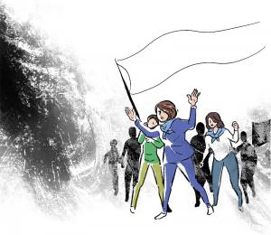 1화, 1985년 제1회 한국여성대회 열리다