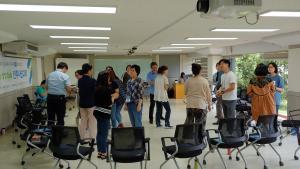 2018 민주시민교육 역량강화 워크숍  썸네일 사진