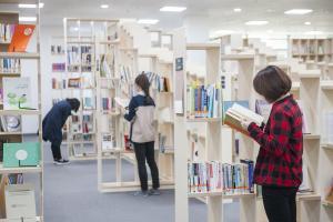 여성이 기록하고 여성을 기록하는 도서관  `여기`