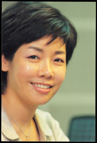 오프라 윈프리를 꿈꾸는 방송인 김미화 사진