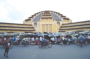 캄보디아의 민주주의와 인권 사진