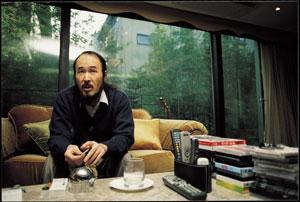 영화 <타짜>의 스토리 작가, 김세영 사진