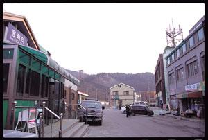 실패한 간첩 조작 사건으로 얼룩진 태백 광산 사진