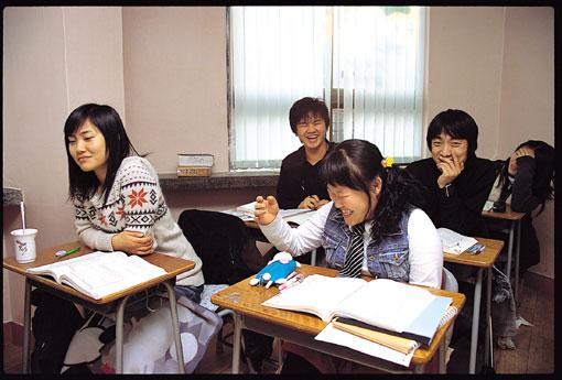 함께 가야 할 우리의 아이들, 새터민 대안학교 `셋넷학교` 사진