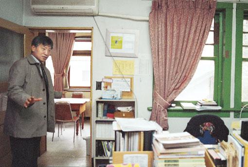 민중신학의 산실 한국기독교장로회총회 선교교육원 사진