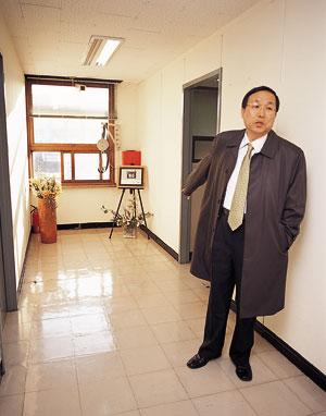 1980년대 재야 운동의 본거지였던 장충동 분도회관 사진
