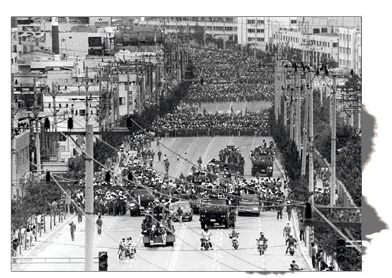 1987년 7·8월노동자대투쟁 사진