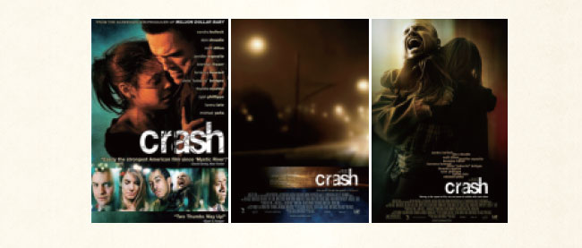 크래쉬 crash- 탐욕에 눈먼 인간들에게 던지는 경고 사진
